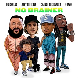 No Brainer (feat. Justin Bieber, Chance the Rapper and Quavo)